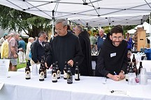 Monks' brews and Swiss cuisine offered at Saint Benedict Festival