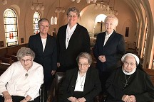 Sisters of St. Mary of Oregon celebrate six jubilarians