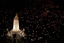 Our Lady of Fatima pilgrims to convene on Portland cathedral May 13