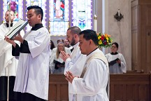 Ordinations a high point for the church