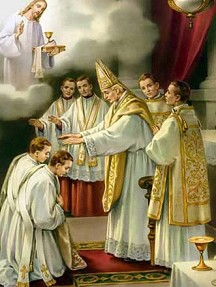 Year of Prayer for Priests