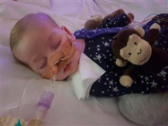 British baby Charlie Gard dies in hospice care