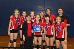 CYO volleyball ends with good rallies, big participation