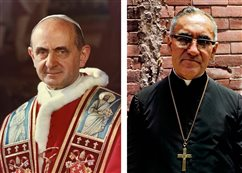 WATCH: Miracles attributed to Pope Paul VI, Romero clear way for sainthood