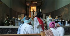 Holy Week and Easter spiritual opportunities