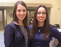 Young Catholic Professionals toast new chapter