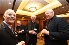 Priests, laity appreciate one another