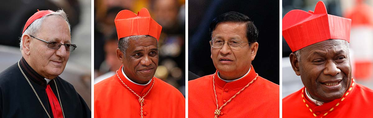 Pope nominates presidents-delegate for upcoming Synod of Bishops