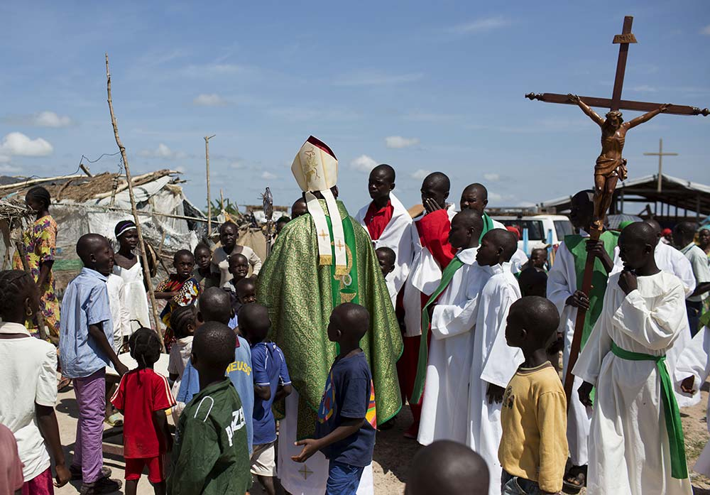 Central African bishops distance themselves from group promising violence