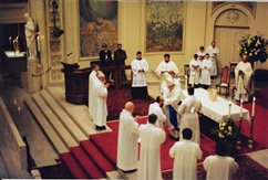 25 years ago, first class of deacons set the bar high