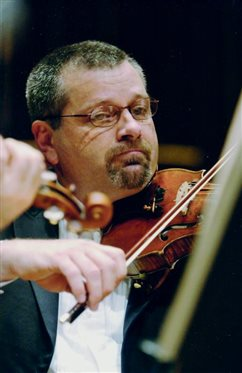 Music, faith intertwined for retired violinist now in ministry as deacon