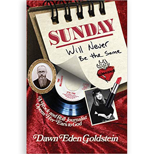 "Dawn Eden Goldstein, rock-music-historian-turned-theology-professor, has written a new memoir titled ""Sunday Will Never Be the Same: A Rock & Roll Journalist Opens Her Ears to God."" The book ends in 2009 when she is beginning to study theology, three years after she became a Catholic and wrote her first book, ""The Thrill of the Chaste: Finding Fulfillment While Keeping Your Clothes On."" (CNS photo/Deirdre McQuade)"