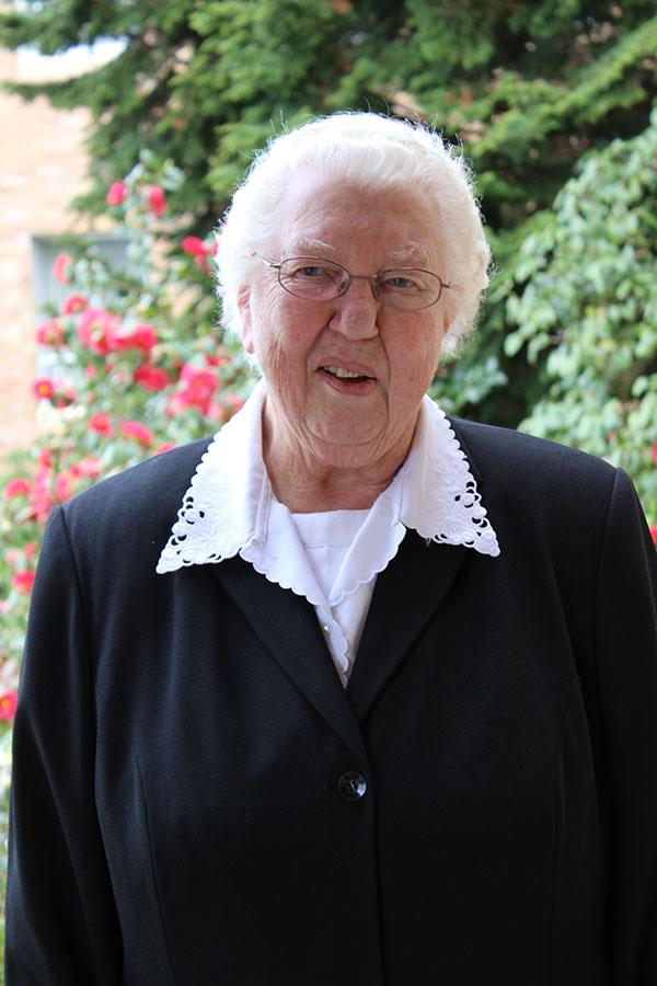 Sr. Ina Marie Nosack