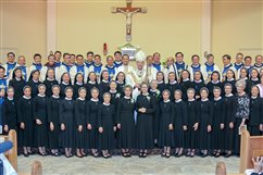 Celebration marks 40 years since Adorers of the Holy Cross sisters arrived