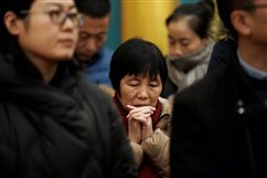 China announces new crackdown on religious freedom