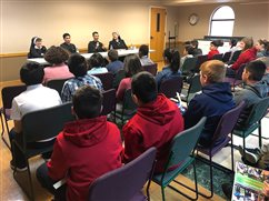 Youths convened to consider vocations