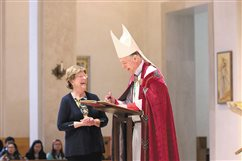 Rite of Election, Call to Continuing Conversion brings hundreds closer to their spiritual home