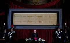 Turin Shroud to be displayed via livestream on Holy Saturday amid pandemic