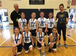 Whistle blown on CYO basketball championships