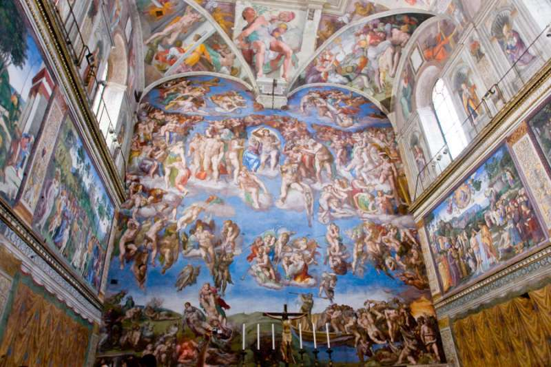 The Sistine Chapel and other parts of the Vatican Museums are due to open June 1. (CNA)