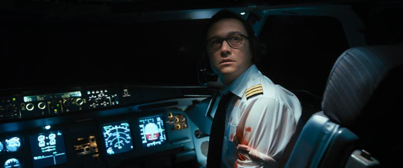"Joseph Gordon-Levitt stars in a scene from the movie ""7500."" The Catholic News Service classification of the theatrical version is A-III — adults. The Motion Picture Association rating is PG-13 — parents strongly cautioned. Some material may be inappropriate for children under 13. (CNS/Amazon Studios via EPK-TV)"