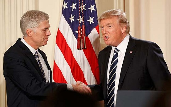 CNS photo/Kevin Lamarque, Reuters