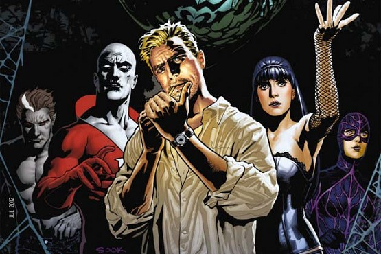"""Justice League Dark,"" rated R, features gore, suicide and a manipulative, cheating anti-hero."