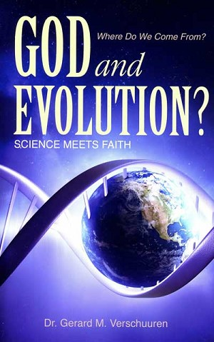 """God and Evolution? Science Meets Faith"" by Gerard M. Verschuuren. Pauline Books and Media (Boston, 2012). 189 pp. $19.95."