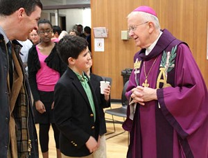 Catholic Sentinel photos by Clarice Keating
