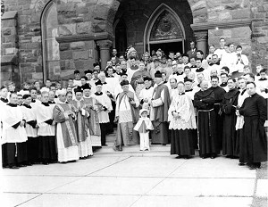 Diocese of Marquette archives