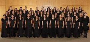 St. Mary's Academy's Marian Singers are headed to state choir competition.