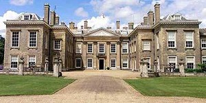 Althorp, childhood home and final resting place of Princess Diana.