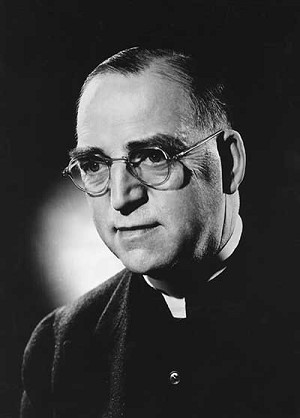 "Catholic News Service photo Father Edward Flanagan, founder of Boys Town, is pictured in an undated file photo. Sunday, Dec. 1, 8-10 p.m. EST (TCM) ""Boys Town"" (1938)."