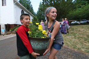 Catholic Sentinel photos by Ed Langlois